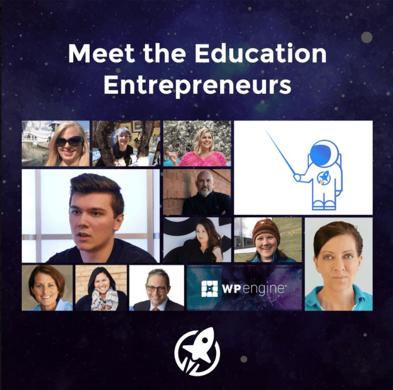 Education Entrepreneurs - with Angela Brown LifterLMS